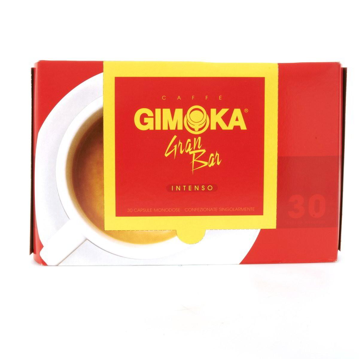 Gimoka Capsule per caffè Gran Bar Intenso
