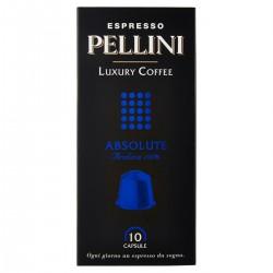 Pellini Luxury Coffee Capsule caffè Espresso Absolute