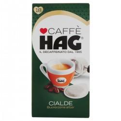Hag Cialde caffè decaffeinato Naturale