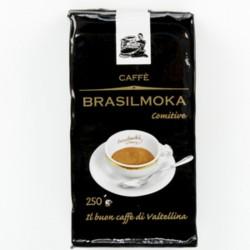 Brasilmoka Caffè macinato Comitive