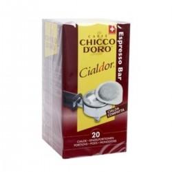 Chicco d'oro Cialde caffè espresso bar Cialdor
