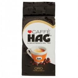 Hag Caffè decaffeinato naturale Oro