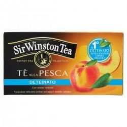 Sir Winston Tea Tè alla pesca deteinato