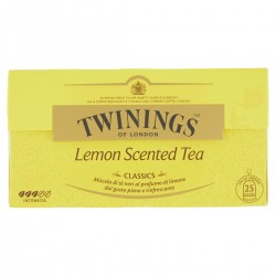 Twinings Tea Lemon Scented