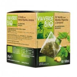 Primia Tè verde Via Verde Bio