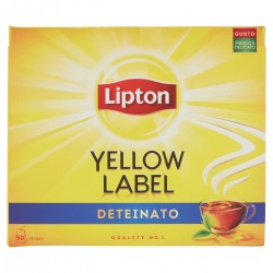 Lipton Tea Yellow Label deteinato