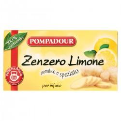 Pompadour Infuso allo zenzero e limone
