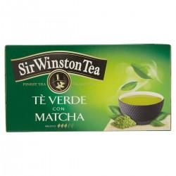 Sir Winston Tea Tè Verde con matcha