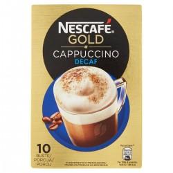 Nescafè Nestlè Cappuccino Decaffeinato