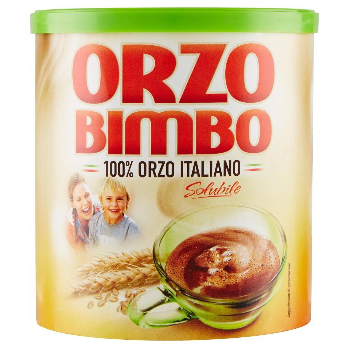 Orzo Bimbo Orzo solubile 100% italiano