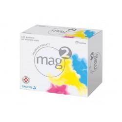 SANOFI MAG2 MAGNESIO PIDOLATO 20 BUSTINE 45g