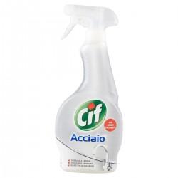 Cif Detergente spray per acciaio
