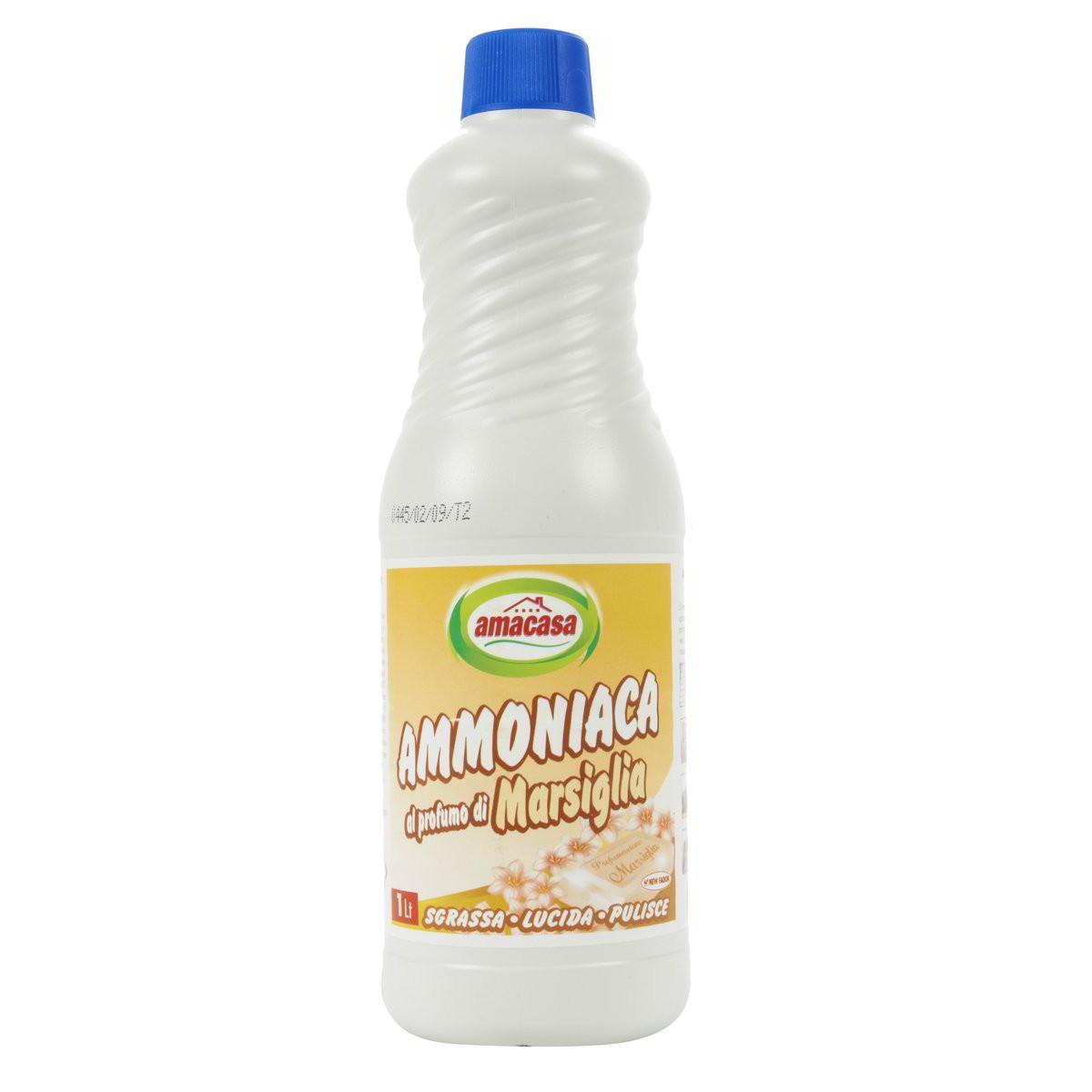 Amacasa Ammoniaca al profumo di marsiglia