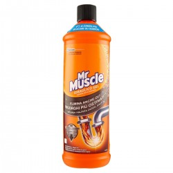 Mr Muscle Idraulico Gel