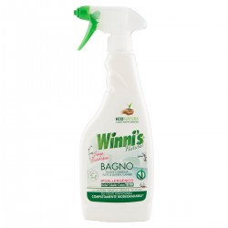 Winni's Detergente Spray Bagno ecologico