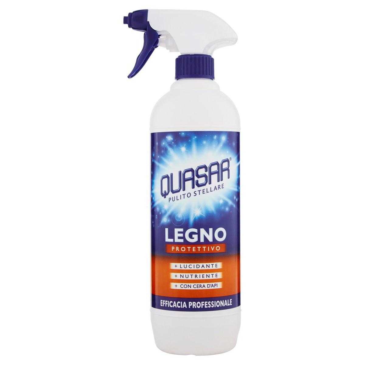 Quasar Detergente spray per legno