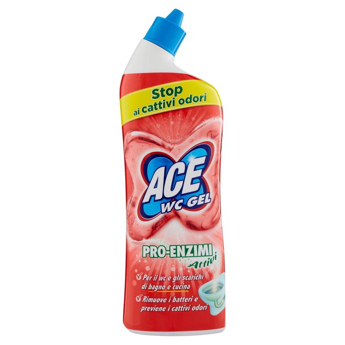 Ace Detergente WC Gel Pro-Enzimi