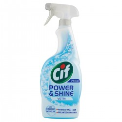 Cif Power & Shine Detergente spray per vetri