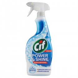 Cif Power & Shine Detergente spray Anticalcare Bagno
