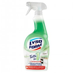 Lysoform Detergente spray disinfettante Tutto in 1