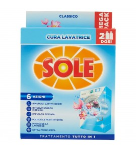 Sole Cura lavatrice