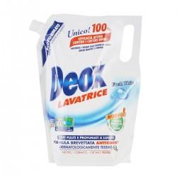 Deox Detersivo liquido lavatrice ecoformato