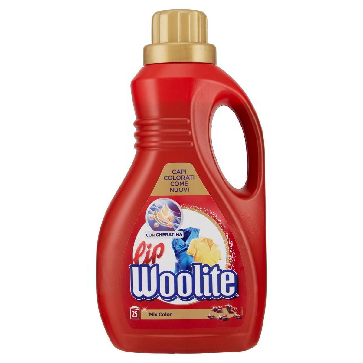 Lip Woolite Detersivo liquido per lavatrice