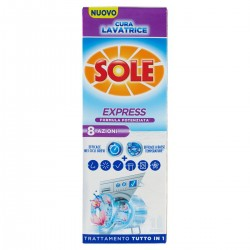 Sole Cura lavatrice Express