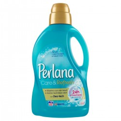 Perlana Detersivo lavatrice Care & Refresh