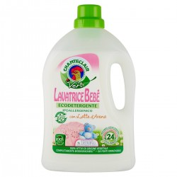 Chanteclair Ecodetergente Lavatrice Bebè Vert