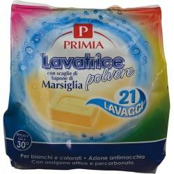 Primia Detersivo per lavatrice in polvere