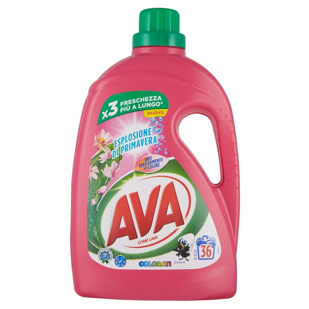 Ava Detersivo liquido lavatrice
