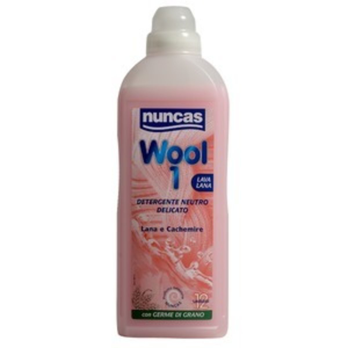 Nuncas Detergente neutro delicato Wool 1