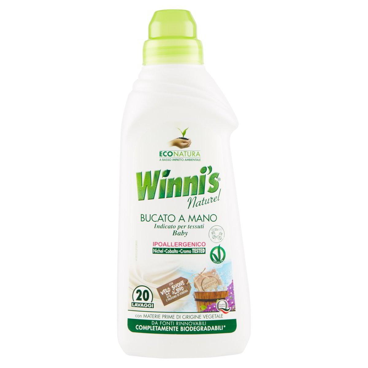 Winni's Detersivo per bucato a mano