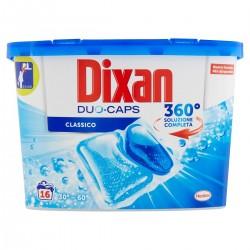 Dixan Detersivo lavatrice Duo Caps