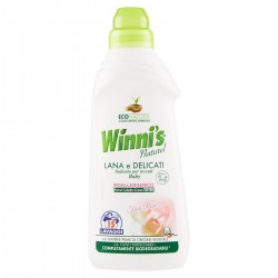 Winni's Detersivo liquido lavatrice Lana & Delicati