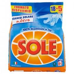 Sole Detersivo per lavatrice in polvere