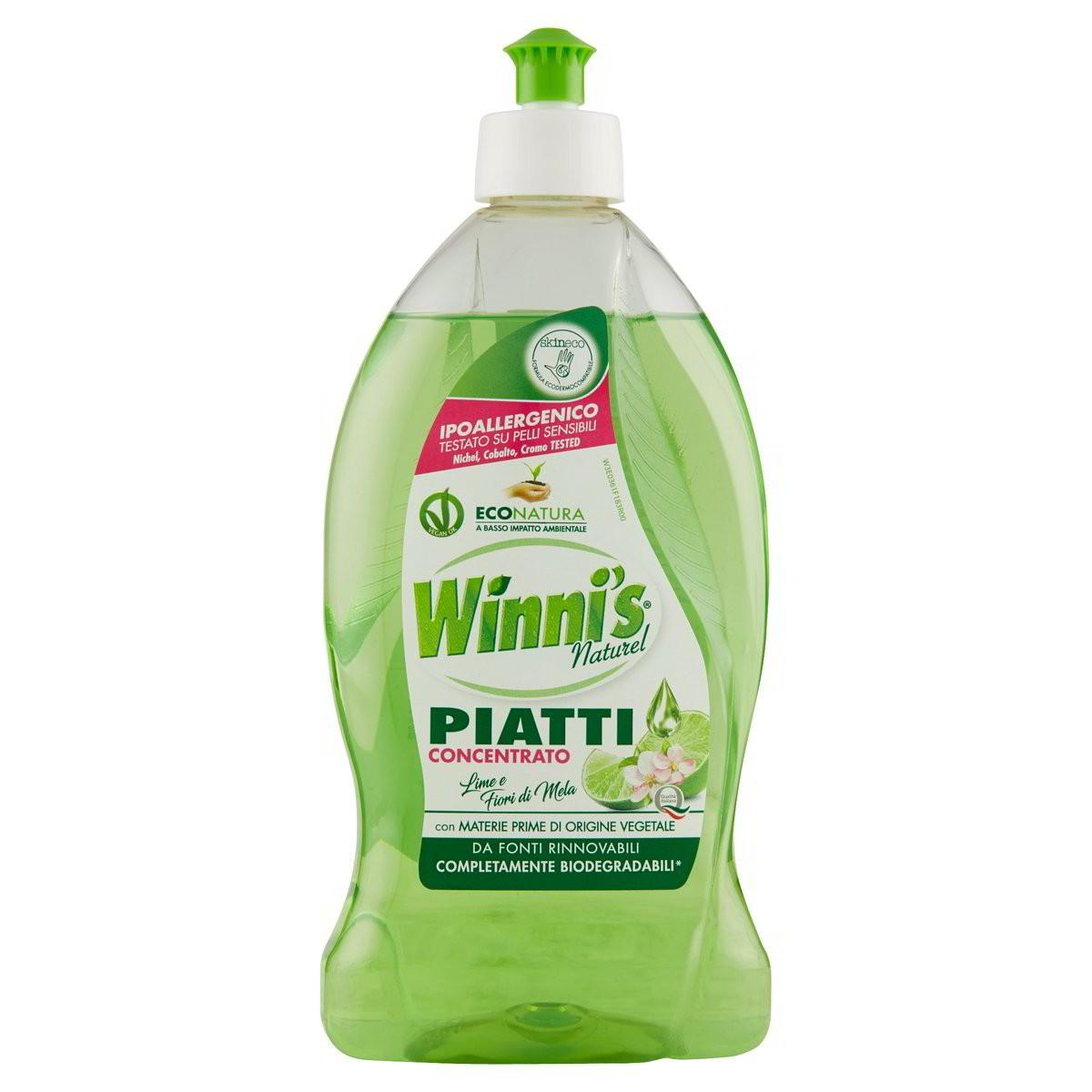 Winni's Detersivo Piatti ecologico