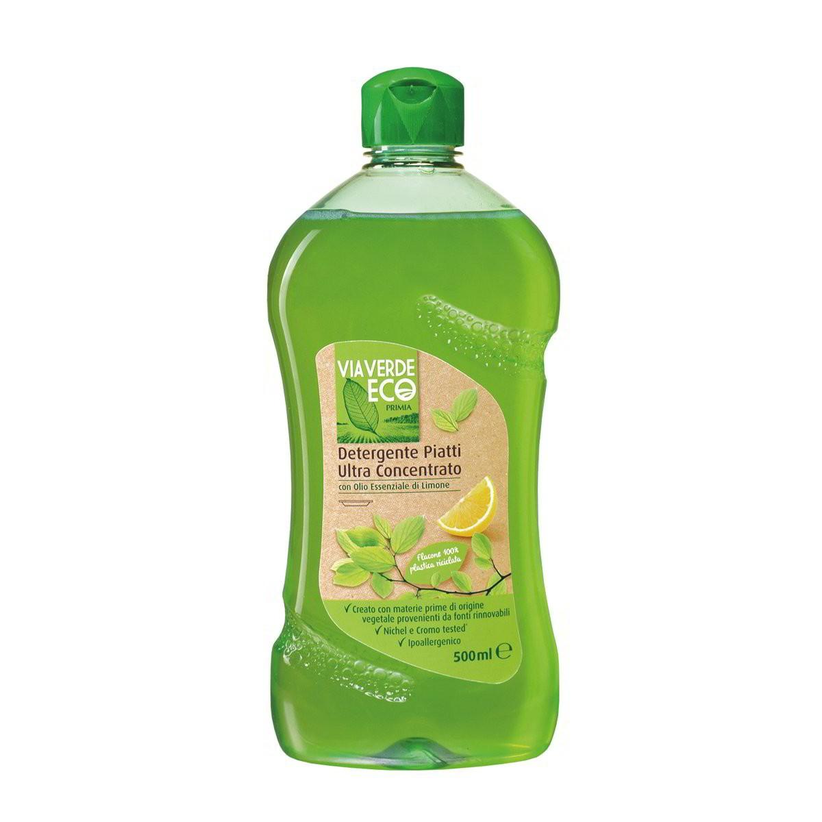 Primia Detergente piatti Via Verde Eco
