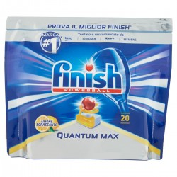 Finish Powerball Quantum Max