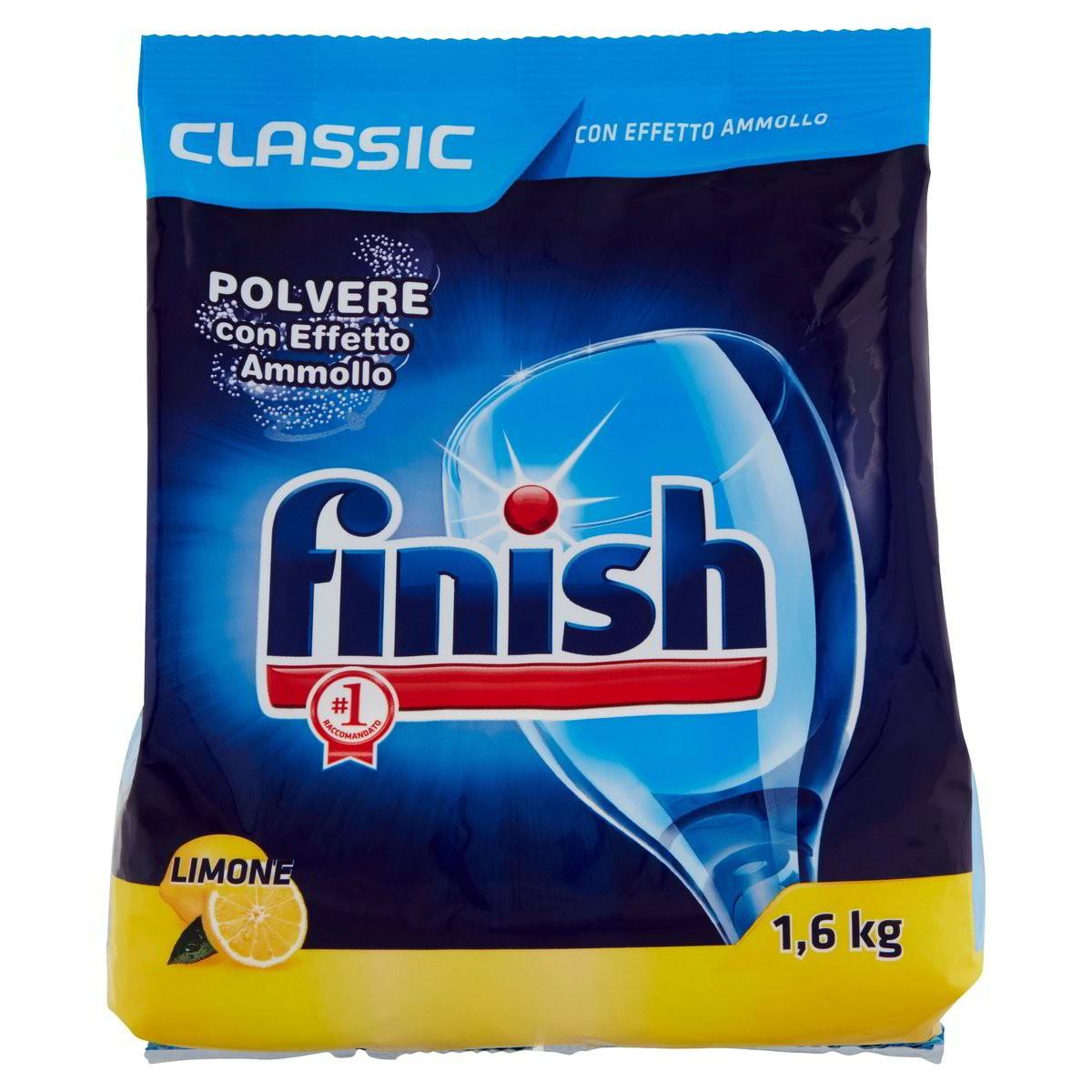 Finish Detersivo per lavastoviglie in polvere