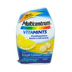 Multicentrum Vitamints 50 caramelle gusto fresh lemon