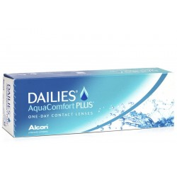 Alcon Dailies Aqua Comfort PLUS 30 lenti