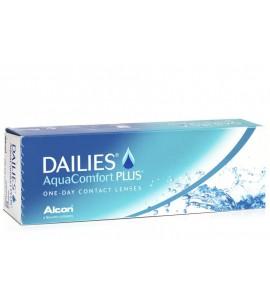 Alcon Dailies Aqua Comfort PLUS 30 lenti con DIOTTRIA POSITIVA