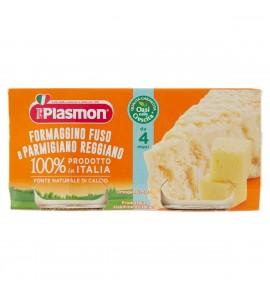 Plasmon Omogeneizzato Formaggino E Parmigiano