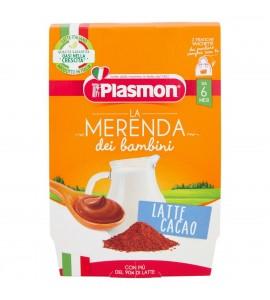 Plasmon La Merenda Dei Bambini Latte e Cacao