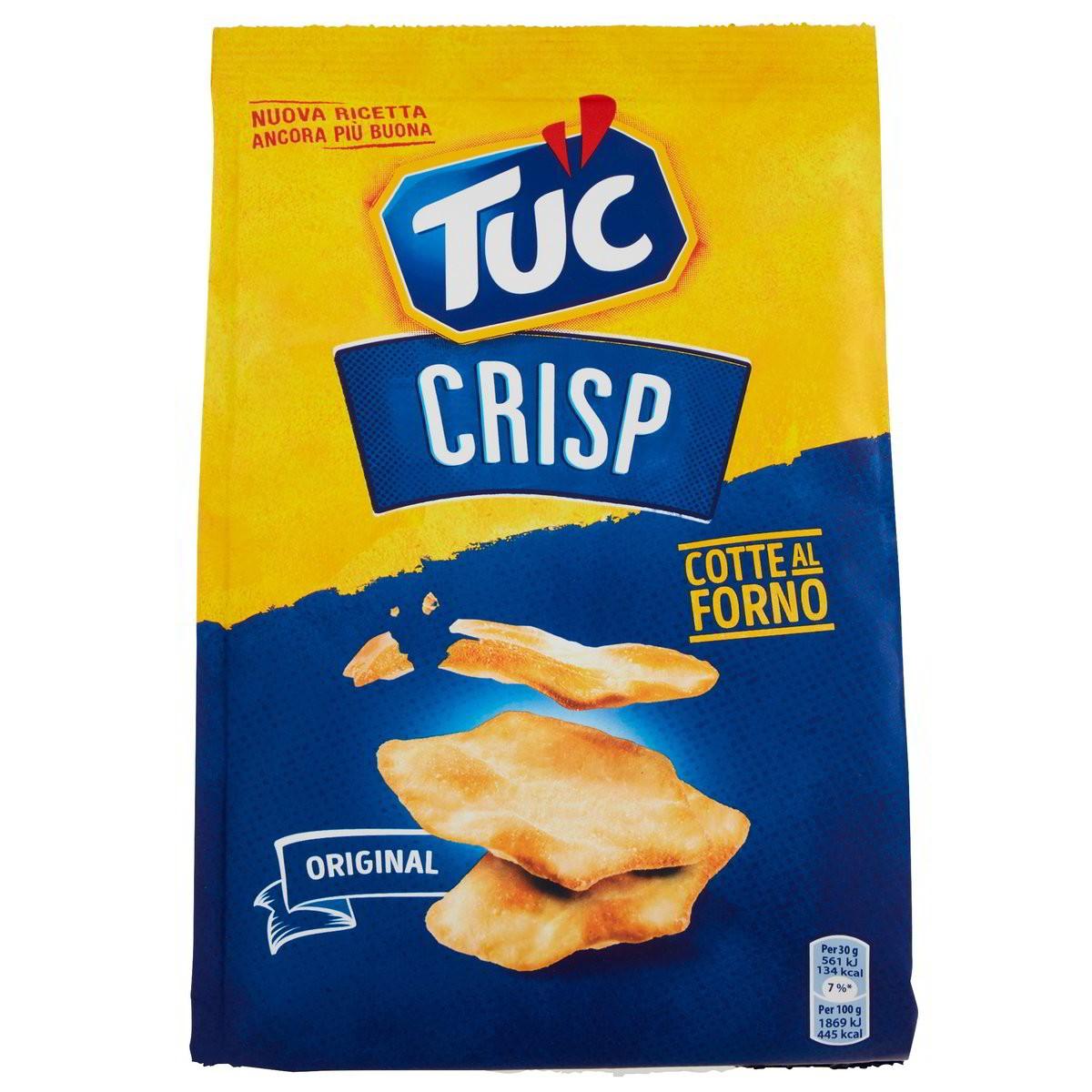 Tuc Original Crisp