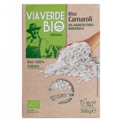 Via Verde Bio Primia Riso Carnaroli da agricoltura biologica