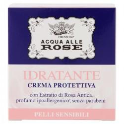 Manetti & Roberts Crema viso Idratante Acqua alle Rose