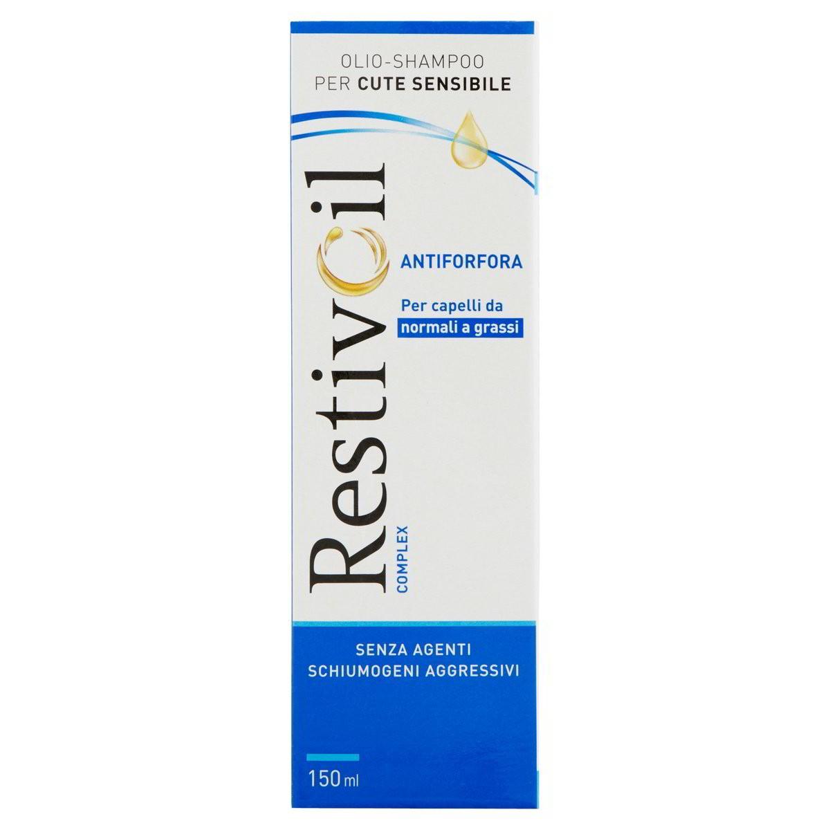 Restivoil Olio-Shampoo Antiforfora